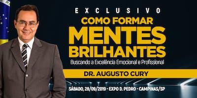 COMO FORMAR MENTES BRILHANTES 2019 - Dr. AUGUSTO CURY