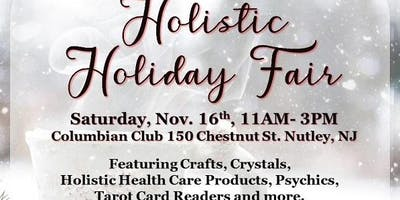 Vendors Wanted - Holistic Holiday Fair