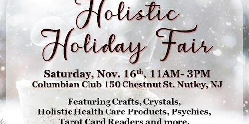 Vendors Wanted - Holistic Holiday Fair