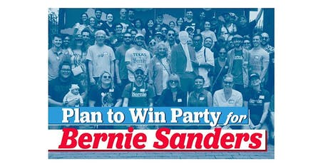 Bernie 2020 Plan to Win Party! tickets