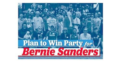 Bernie 2020 Plan to Win Party!