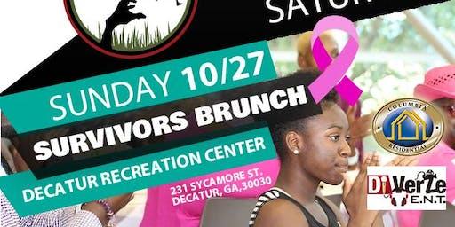 Breast Cancer & Domestic Violence Survivor Luncheon