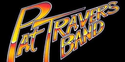 PAT TRAVERS BAND -  Magick Blues Band Opens