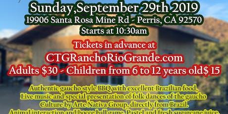 XIII Farroupilha Week from California - 13a Semana Farroupilha California tickets
