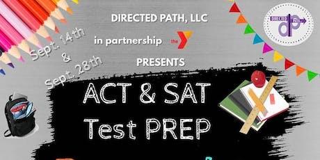 SAT & ACT Test Prep Pop Up Shop tickets