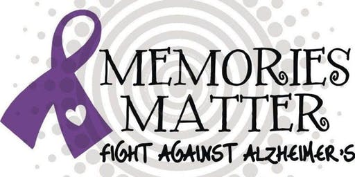 Jog Your Memory 5k/Walk: Fight Against Alzheimer's