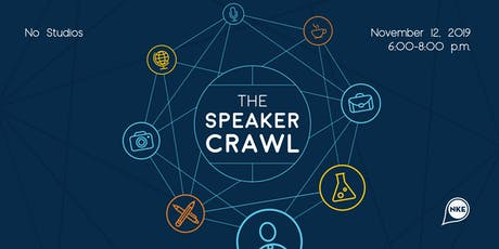 The Speaker Crawl tickets