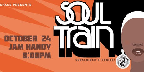 The Motor City Singers' Space: Soul Train (Subscribers' Choice)  tickets