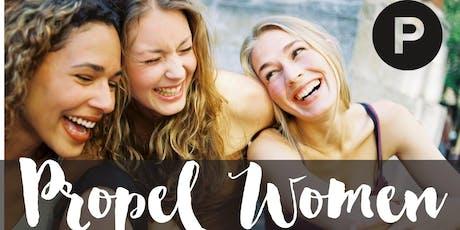 PROPEL WOMEN - Momentum 3 tickets