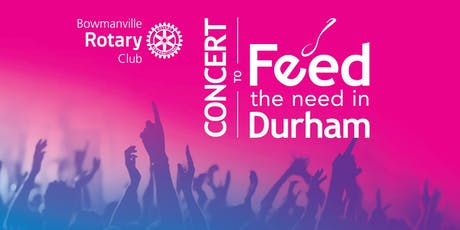 A Concert to Feed the Need in Durham tickets