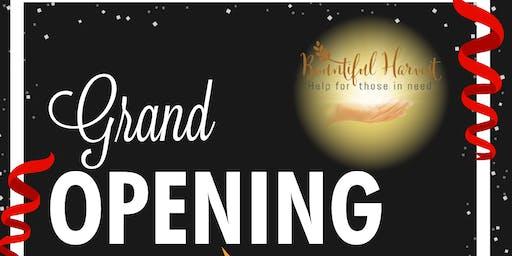 Bountiful Harvest Grand Opening