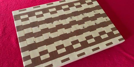 Cutting Board Class