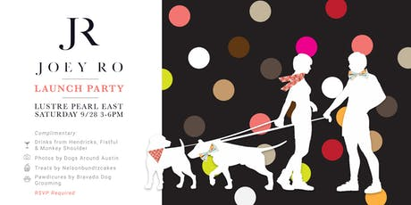 Joey Ro Launch Party – Mix, Match, and Party With Your Pup tickets