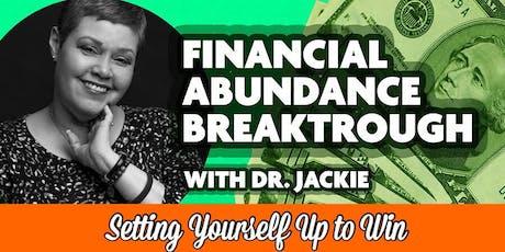Financial Abundance Breakthrough 2020 tickets