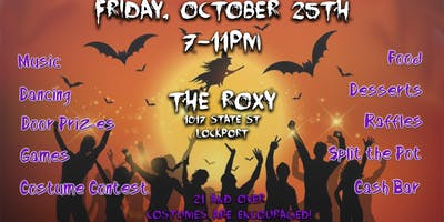 HGJWC Spooktacular Soiree