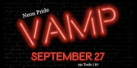 VAMP: Neon Pride tickets