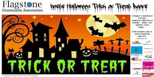 Halloween - Flagstone Trick or Treat Doors