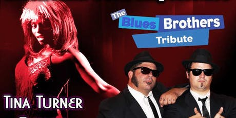 Blues Brothers Tina Turner Rock & Soul Experience tickets