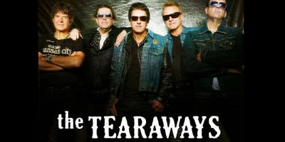 In Fuzz We Trust Presents The Tearaways December 5th at The Redwood Bar