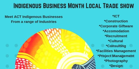 Indigenous Business Month Trade Show  tickets