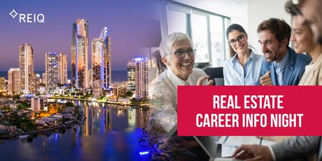 Real Estate Session |  Real Careers, an evening with REIQ tickets