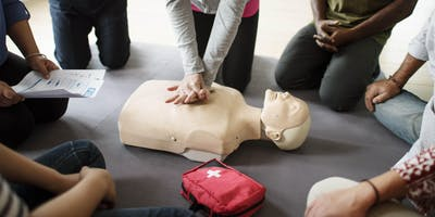 Free First Aid Course For Seniors -  St Johns Ambulance