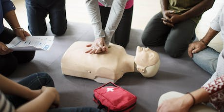 Free First Aid Course For Seniors -  St Johns Ambulance tickets