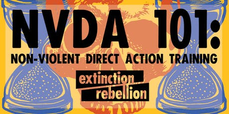 Sydney Non-Violent Direct Action Training tickets