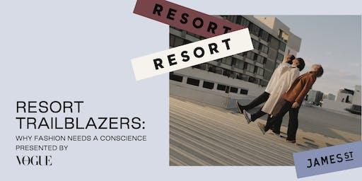 RESORT Trailblazers Presented by Vogue Australia