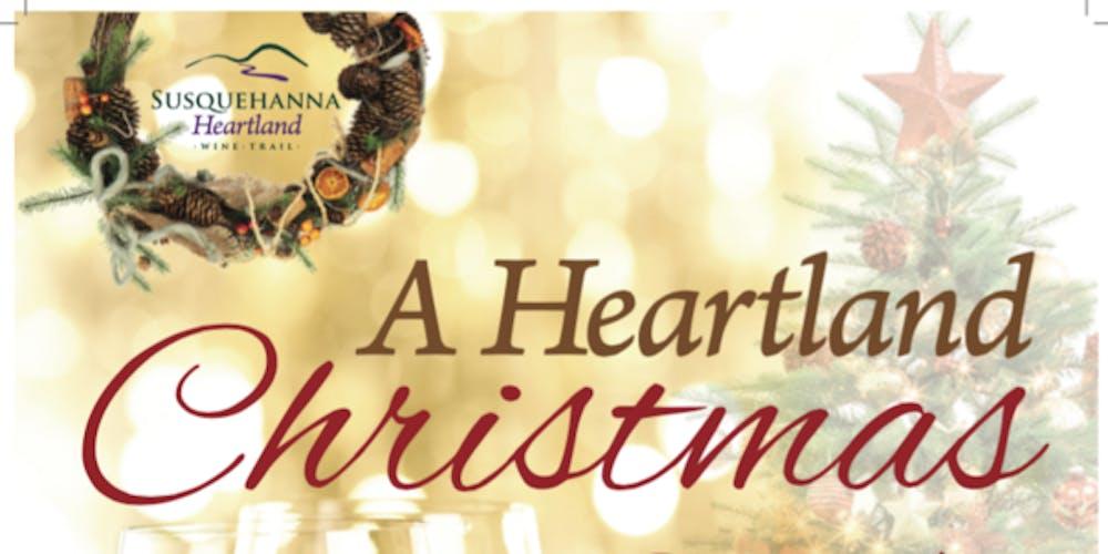 A Heartland Christmas.A Heartland Christmas Event Pa Wine Trail