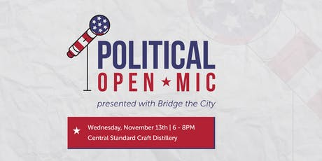 Political Open Mic tickets