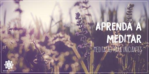 Aprenda a Meditar - Mini Curso