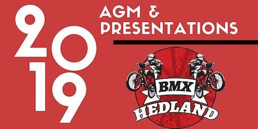 Hedland BMX 2019 Presentations & AGM