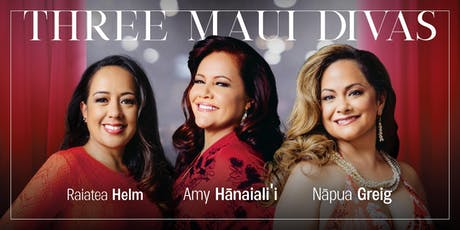 Three Maui Divas tickets