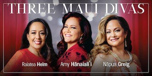 Three Maui Divas
