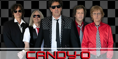 Candy O (A Tribute To Ric Ocasek and the Cars) tickets