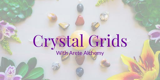 Crystal Grids: What They Are & How To Use Them