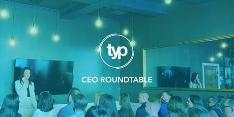 OCTOBER CEO Roundtable  tickets