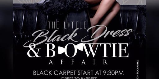 Little Black Dress & Bowtie Affair