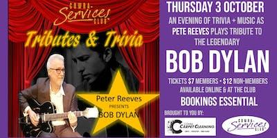 Tributes & Trivia - Bob Dylan