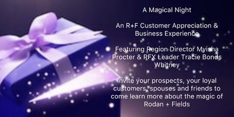 Rodan + Fields Corporate Business Presentation tickets