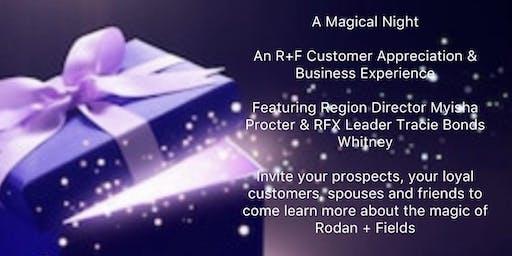 Rodan + Fields Corporate Business Presentation