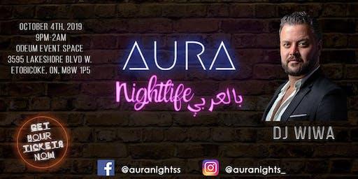 AURA: Nightlife بالعربي