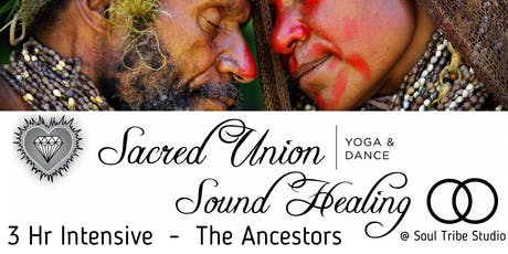 Sound Healing Intensive with Kelly and Stuart tickets