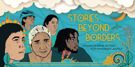 Stories Beyond Borders - Fayetteville tickets