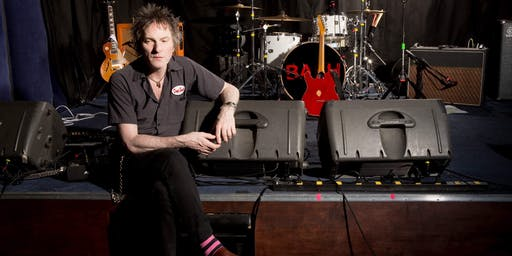 Tommy Stinson Solo in someone's living room in Detroit