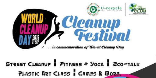 The Clean-up Festival in commemoration of The World Clean-up Day