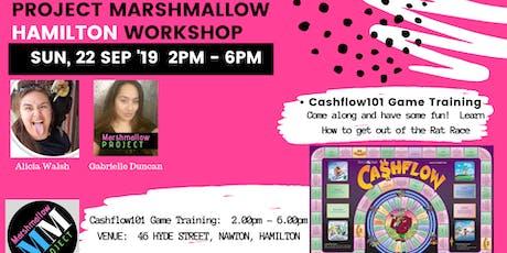 HAMILTON Marshmallow CashFlow101 Training tickets