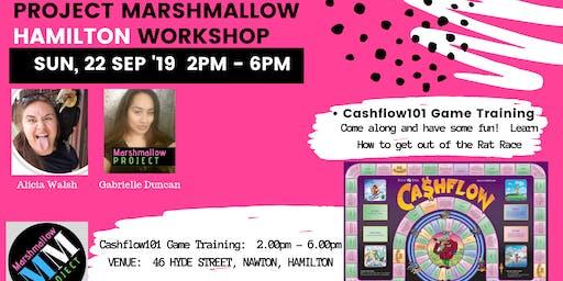 HAMILTON Marshmallow CashFlow101 Training