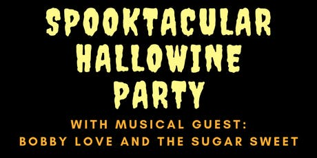 Spooktacular Hallowine Party tickets